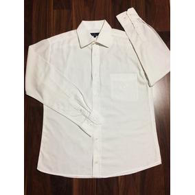 3e52bf98524 Camisa Brooksfield Original Com Botoes - Camisa Social Manga Longa ...