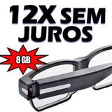 Mini Camara Espia Hd Camera De Filmagem Espiao Óculo 8gb ea33655b51