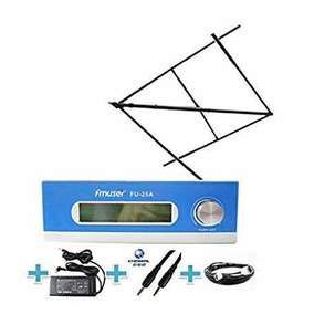 Transmisor Fm 25w +antena
