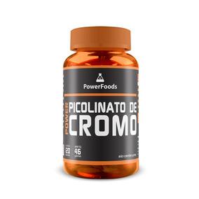 Power Picolinato De Cromo - Powerfoods