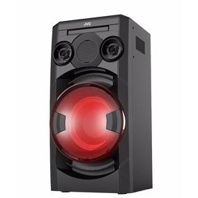 Sistema Audio Estilo Fiesta Karaoke Jvc Xs-e51p6b
