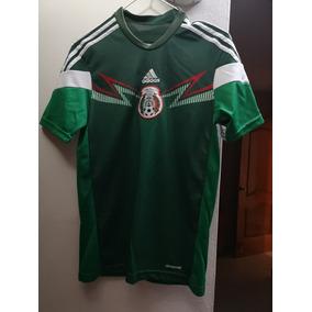 a8ab1c1dc Camisa De La Seleccion Mexicana en Mercado Libre México