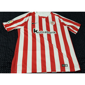 Camiseta Athletic Club De Bilbao en Mercado Libre México 97afb522aafb8