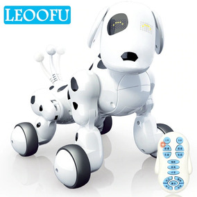 Cachorro Robô Controle Remoto Smart Dog Robot Igual Zoomer