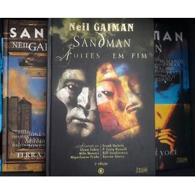 Sandman Conrad Um Jogo Você Noites Sem Fim Terra Dos Sonhos