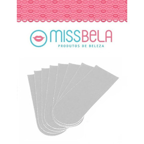 Oferta 500 Lixa Refil Adesiva Pedicure Missbela - Atacado