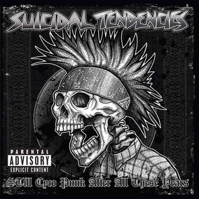 Suicidal Tendences Still Cyco Punk After Usa Import Cd Nuevo