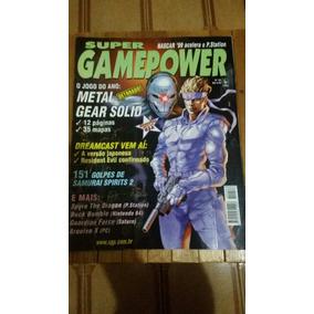 Super Game Power Metal Gear Solid (frete Grátis)