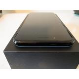 Iphone 7 Plus 128gb Jet Black + 3 Capinhas