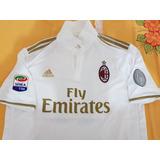 Camisa Milan 2017