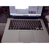 Macbook Pro Mid 2012 4gb Ram I5 Ligero Detalle