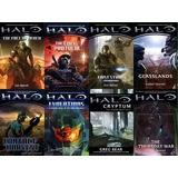 Colección Halo 10 Libros