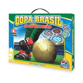 Brinquedo Jogo De Botao - Brinquedos e Hobbies no Mercado Livre Brasil 34fa20b38d768