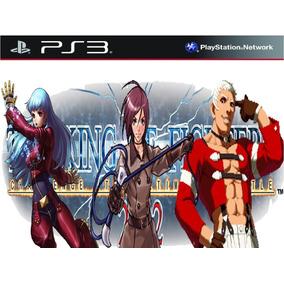 Kof 2002 Ps3 Midia Digital Cod.psn The King Of Fighters 2002