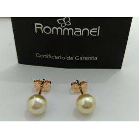 592f280e292dd Brinco Solitário Formado Por Pérola Rommanel 520193 Brincos - Joias ...