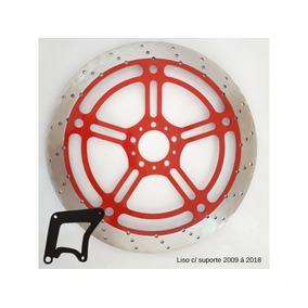 Discão 370mm Disco De Freio P/ Titan, Fan 150 160 Usinado