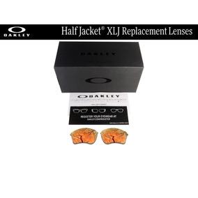 Micas De Reemplazo Para Oakley Half Jacket Xlj Copper Gold