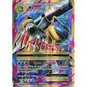 Pokemon Blastoise Ex Mega