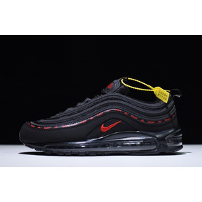cc554a567d10d Tênis Buy Cheap Kappa X Nike Air Max 97 Og Black Red Online