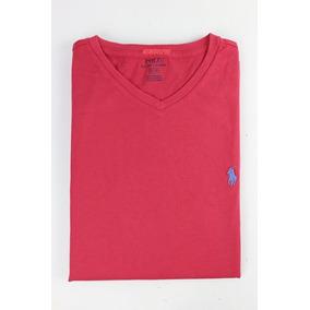 Camiseta Básica Polo Ralph Lauren Tamanho Ggg Xxl Original 7a77fb28b5a