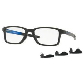 Óculos De Grau Oakley Original Gauge 7.1 Ox8112 04 Tam.54 4619f1174f