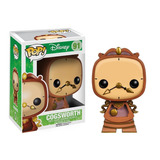Funko Pop Cogsworth 91 - Disney
