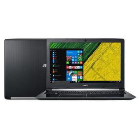Notebook Acer Aspire A515-51-55qd Hd 1tb Tela 15.6 Preto