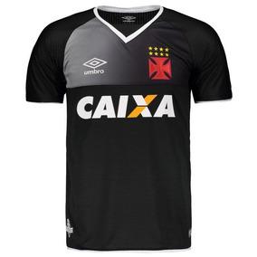 Camisa Umbro Vasco Goleiro 2017 Preta d2bf5de1698ec