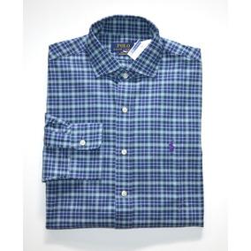 Camisa Social Polo Ralph Lauren Tamanho M   M Classic Fit 5947186afeb08