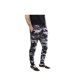 Calça Moletom Jogger Camuflada Skinny - Tamanho: 36 Ao 50