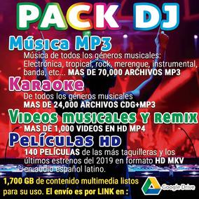 Pack Dj 2tb - Música 5262760186e