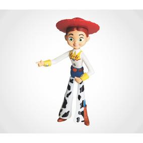 Boneco Vinil Jessie Toy Story Disney