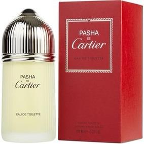 f28ee6c8df9 Cartier Pasha Perfume Masculino 50ml - Perfumes no Mercado Livre Brasil