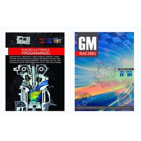 Pacote Com 2 Livros - Injeção Programável + Gm F2 Racing