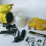 Compressor Ar Direto 1/2 Cv (hp) 2,3 Pcm Vonder Bivolt Usado