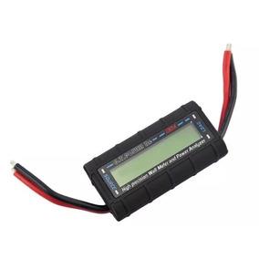 Watimetro Voltimetro Amperimetro 12v 24v 48v 60v 130a. Dc Cc