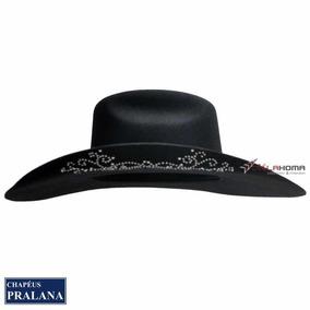 Chapeus Femininos Pralana - Chapéus Country no Mercado Livre Brasil 76bcd85c2b4