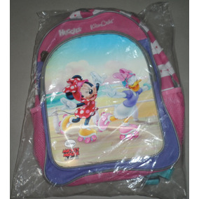 Mochila Y Lonchera Huggies-kleen Bebe Disney Mimi Y Daisy
