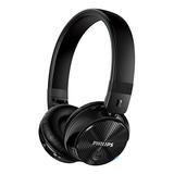 Philips Shb8750nc/27 Wireless Noise Canceling Headphones, Bl