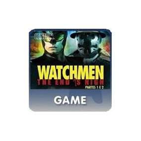 Watchmen The End Is Nigh Part 1 E 2 Playstation 3 Ps3