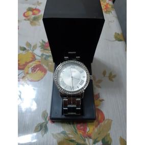 Relógio Feminino Original Atlantis Prateado