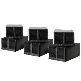 6 Pack Organizador De Zapatos Ikea
