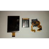 Respuesto Camara Kodak Easyshare M580, Pantalla, Bateria.