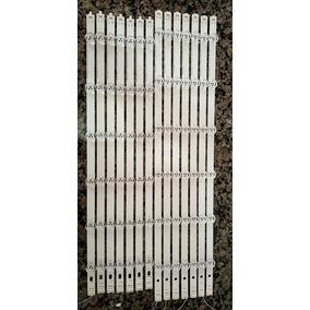 Kit 14 Barras Led Lg 55la6130 55la6200 55ln5400 100% Origina