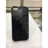 Capa Speck iPhone 5 - iPhone 5s Se- Preta Com Cinza