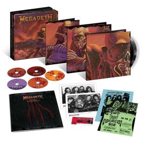 Megadeth Peace Sells - 25th Anniversary Edition Box Set