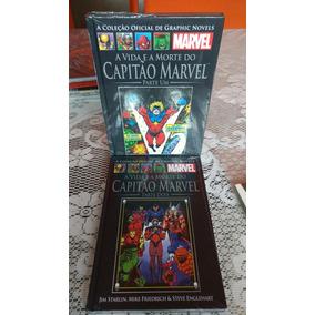 A Vida É A Morte Do Capitão Marvel Salvat