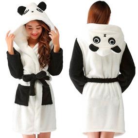 Bata Pijama De Baño En Forma De Panda Unisex H8117
