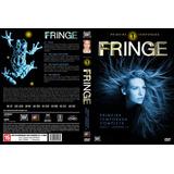 Coleção Fringe Completa - Dvds