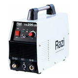 Inversora De Solda Tig 200s Rz-ms09007, 220v Mono - Razi